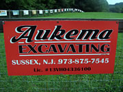 Aukema Excavating Sussex, NJ