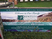 Bentley Assisted Living Branchville, NJ