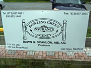 Bowling Green Insurance Agency Oak Ridge, NJ