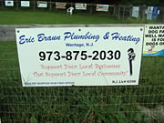 Eric Braun Plumbing & Heating Wantage, NJ